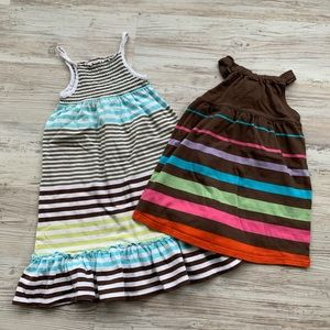 Set of two girls 2T old navy dresses